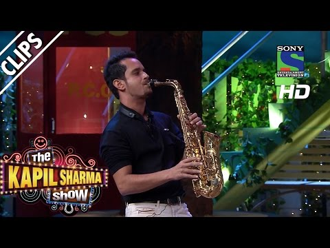 Kapil welcomes Arjan Bajwa to the show -The Kapil Sharma Show -Episode 34 -14th August 2016
