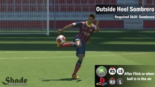 PES 2014 Tricks & Skills Tutorial | Xbox & Playstation | HD(Get cheap games and codes at https://www.g2a.com/r/gamingsho 3% discount code