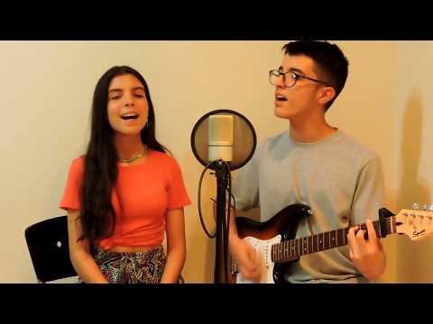 Gustavo Elis - No Me Dejes Solo | Cover por Sabrina y Santiago Hernández