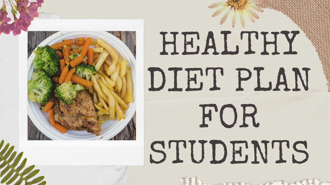 HEALTHY DIET PLAN FOR STUDENTS | DIET PLAN THAT YOU MUST FOLLOW | TIPS  TO INCREASE BRAIN POWER
