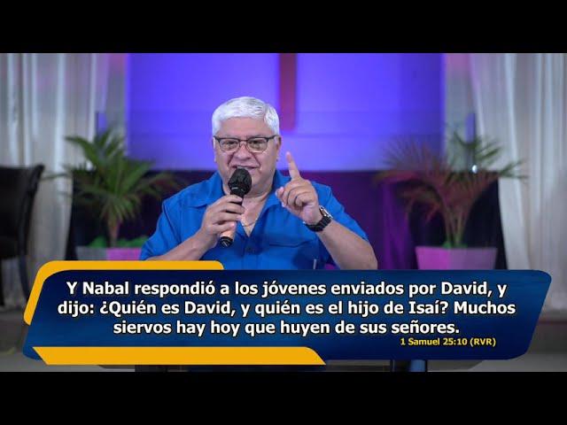 David y Abigail | TBB El Redentor