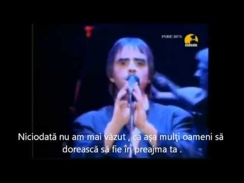 Derniere danse lyrics in english