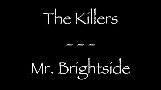 Lyrics traduction française - The Killers : Mr. Brightside