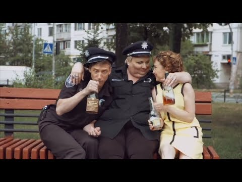 Скандал в новой полиции Украины - пьяная девушка и пиво | Дизель шоу | Дизель студио | Украина - Ржачные видео приколы