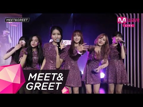[MEET&GREET] 180515 GFRIEND (여자친구) 6TH MINI ALBUM 'TIME FOR THE MOON NIGHT' (FULL)