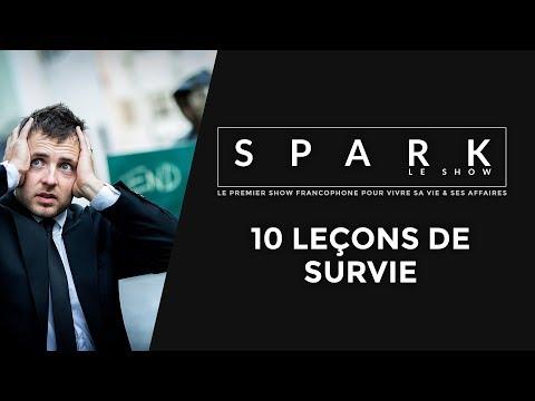 10 leçons de survie - Spark le show
