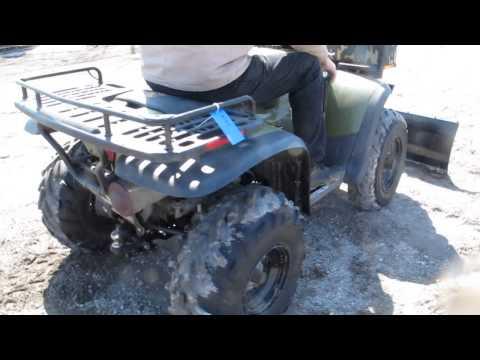 Polaris Sportsman 500 ATV from MN's Auction Masters