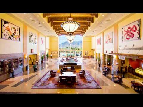 Sandia Resort & Casino - Best Weekend Getaway - New Mexico 2016
