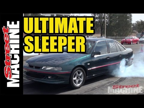 Ultimate Sleeper - Stealthy Turbo VS SS Commodore