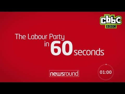 The Labour Party in 60 seconds - CBBC Newsround