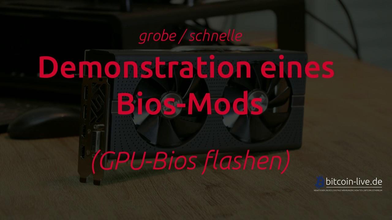Bios Mods