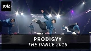 Prodigyy - The Dance 2016 | joiz