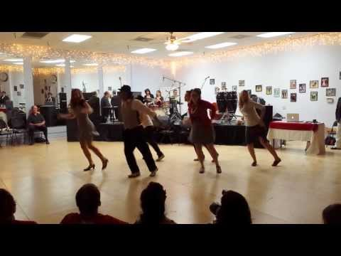 Give Me the Night Line Dance