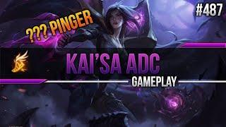 Kaisa (ADC): ??? Pinger #487 [League of Legends] [Deutsch / German]