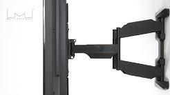 M VESA Flexarm Full Motion Dual 400x400