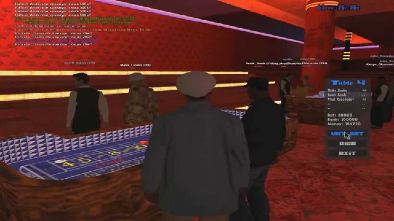 Cleo казино samp игровые автоматы б/у пермь