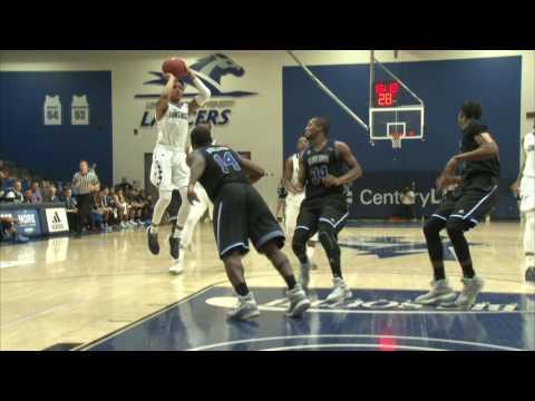 Longwood University Mens Basketball vs. Presbyterian College 1-4-17