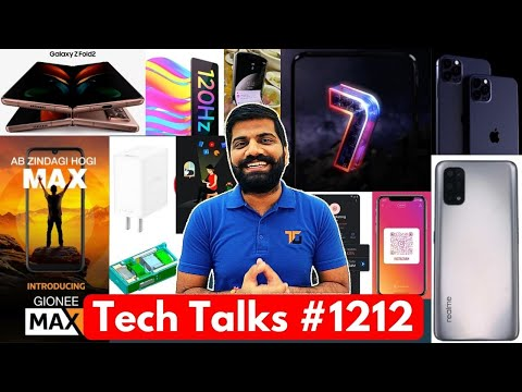 Tech Talks #1212 – Realme X7 Launch, OnePlus NORD Lite, iPhone 12 Made in India, Google Jobs India