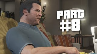 Grand Theft Auto 5 Gameplay Walkthrough Part 8 - Friend Request (GTA 5)