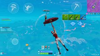 BOT IPHONE FORTNITE PLAYER !