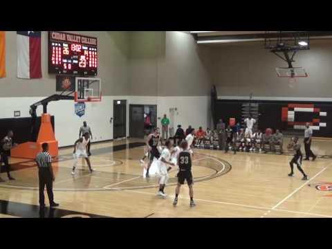 11-8 -16 Weatherford College vs Cedar Valley Men's Basketball Game