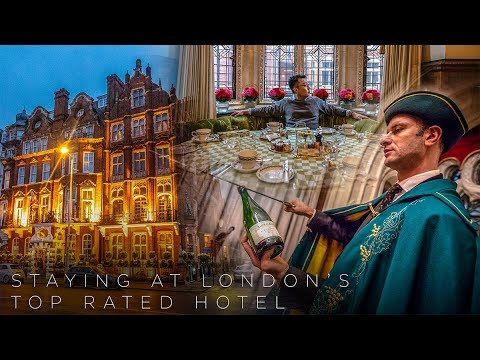 The Milestone Hotel - Top Rated Hotel In London