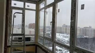 Утепление холодного фасадного остекления(, 2018-02-22T19:52:30.000Z)