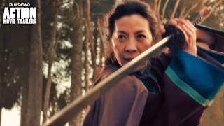 Crouching Tiger, Hidden Dragon: Sword Of Destiny Trailer #2 - Donnie Yen, Michelle Yeoh [HD]
