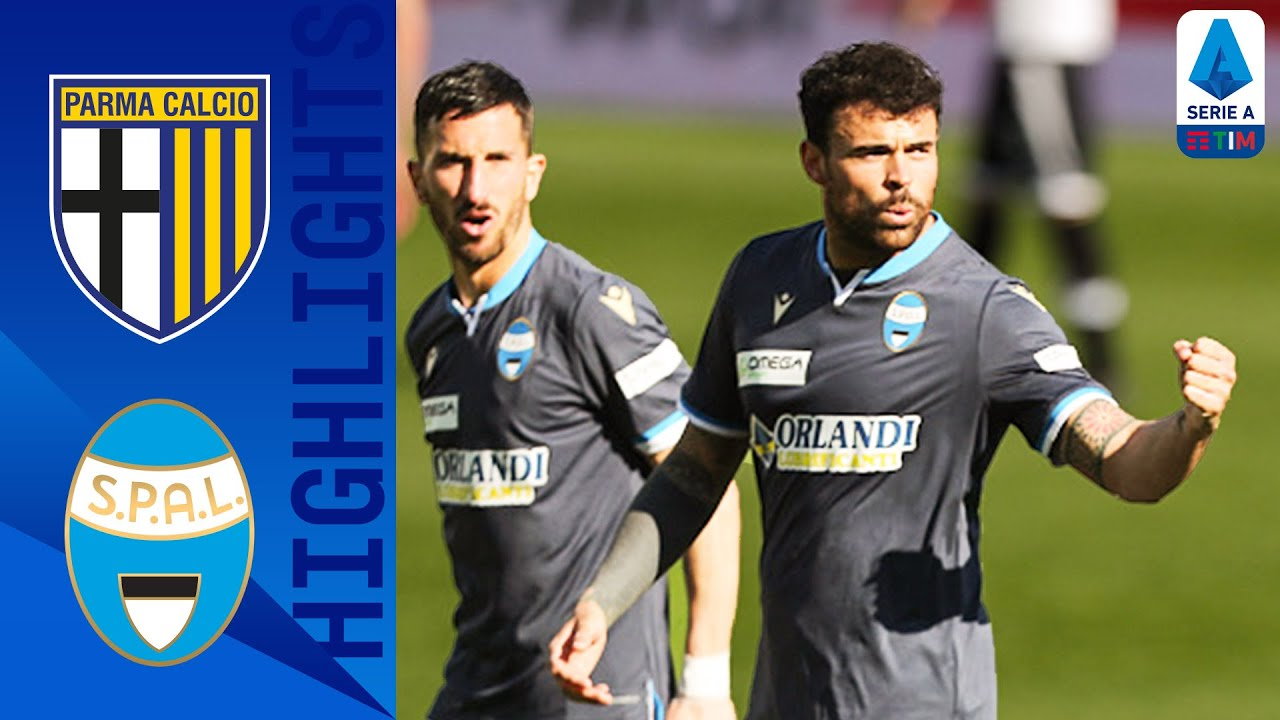 Parma 0-1 SPAL   Petagna Penalty Seals The 3 Points   Serie A TIM