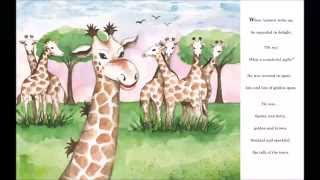 Narrated Children's Book: How Andrew Got HIs Spots