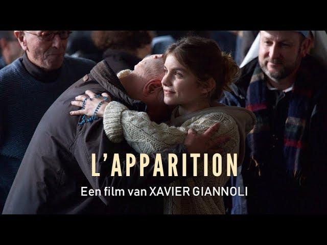 L'APPARITION - Officiële NL trailer / Nú te zien op CineMember!