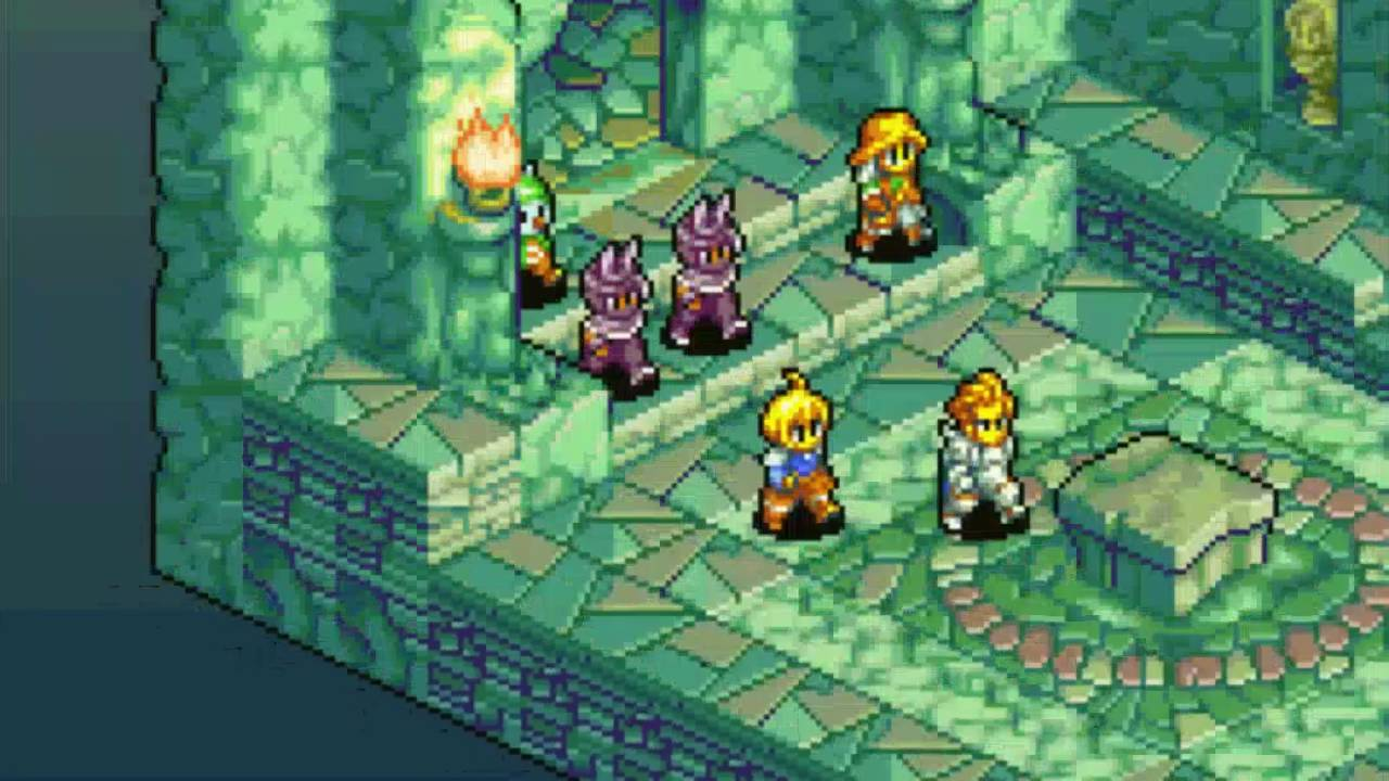 Final Fantasy Tactics Advance Corrupted Judges Super
