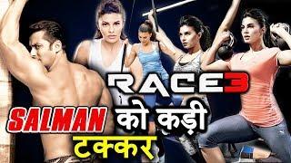 Race 3 में Salman Khan को कड़ी टक्कर देने को तैयार Jacqueline Fernandez   Ready For Action