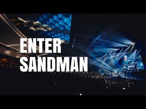 Scream Inc. - Enter sandman (Metallica cover) Live