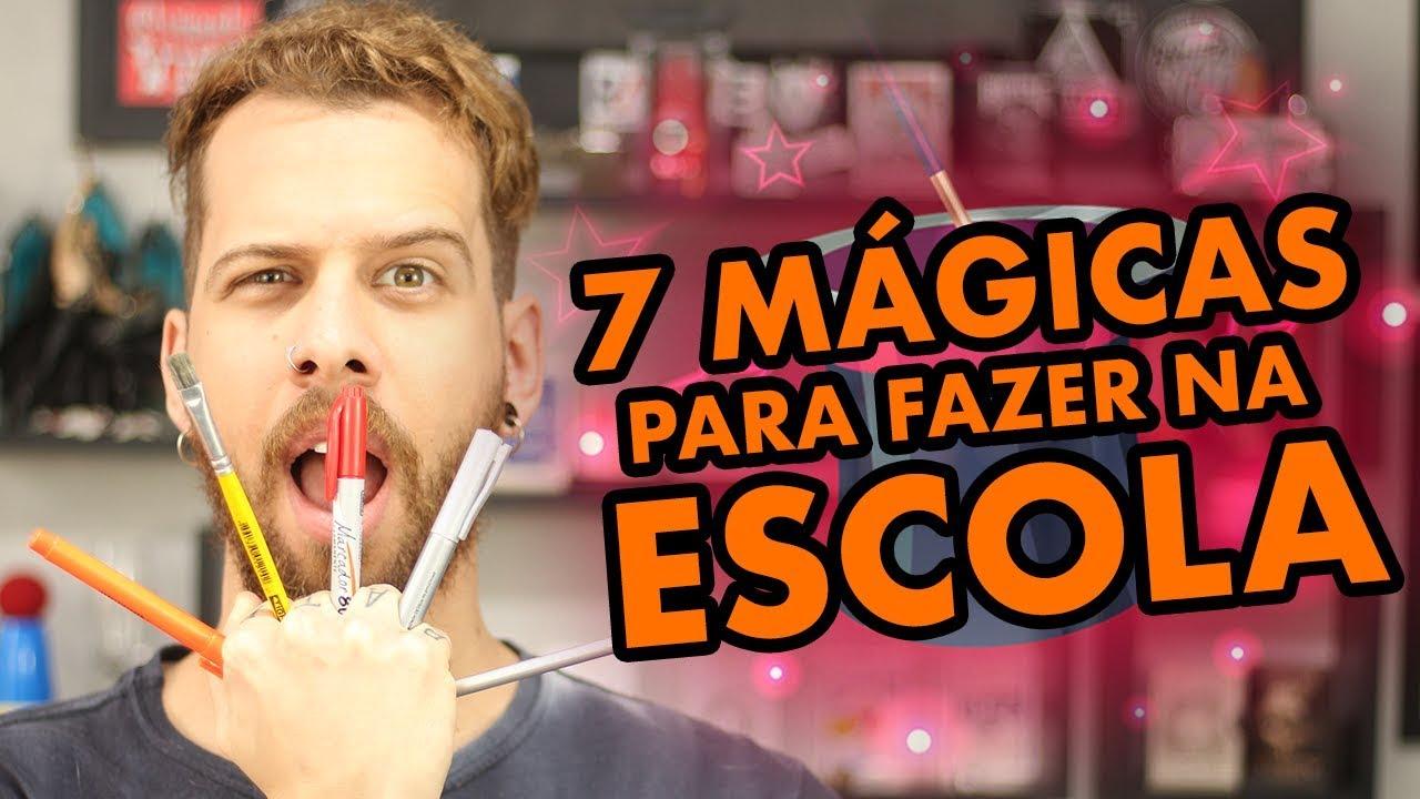 Download 7 MÁGICAS FÁCEIS PARA FAZER NA ESCOLA