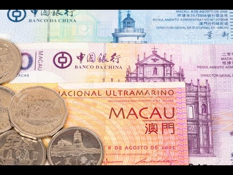 Did You Know Macau Has It's Own Currency? Let Me Show You It