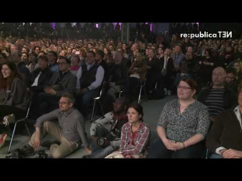 re:publica 2016 – Closing Ceremony on YouTube