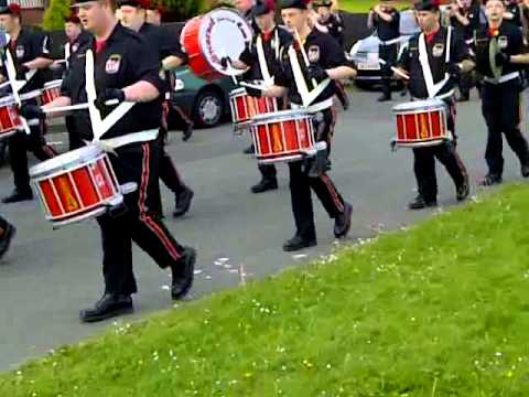 Tullycarnet Flute Band   Penny Arcade    Easter Tuesday