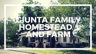 Giunta Family Homestead and Farm with captions