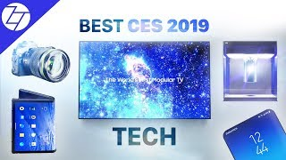 TOP 10 Tech of CES 2019!