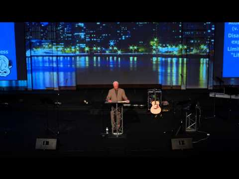 Evangel Christian Center - 07/12/2015 - Whiner to Winner - Rev. Paul Johansson