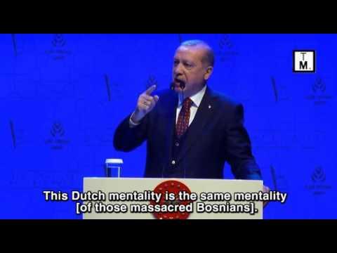 Erdoğan to Merkel: You engage in Nazi practices