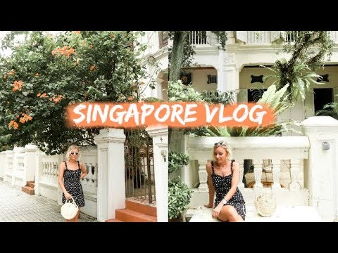 MORE REASONS TO LOVE SINGAPORE! WEEKLY VLOG