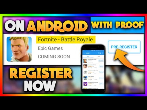 youtube premium - fortnite android register