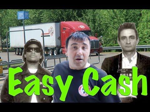 Easy Cash, #111 Trucker Jim's Truckin Journey