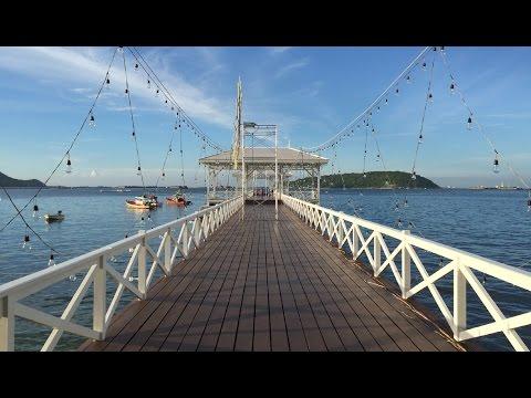 ไปเช้า- เย็นกลับ วันเดียวเที่ยวเกาะสีชัง ใกล้กรุงเทพฯมาก ใครๆ ก็ไปได้ Ko Srichang Chonburi