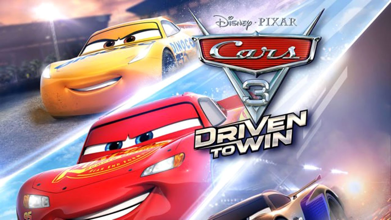 Cars 3 Driven To Win First Look Cars Toon English