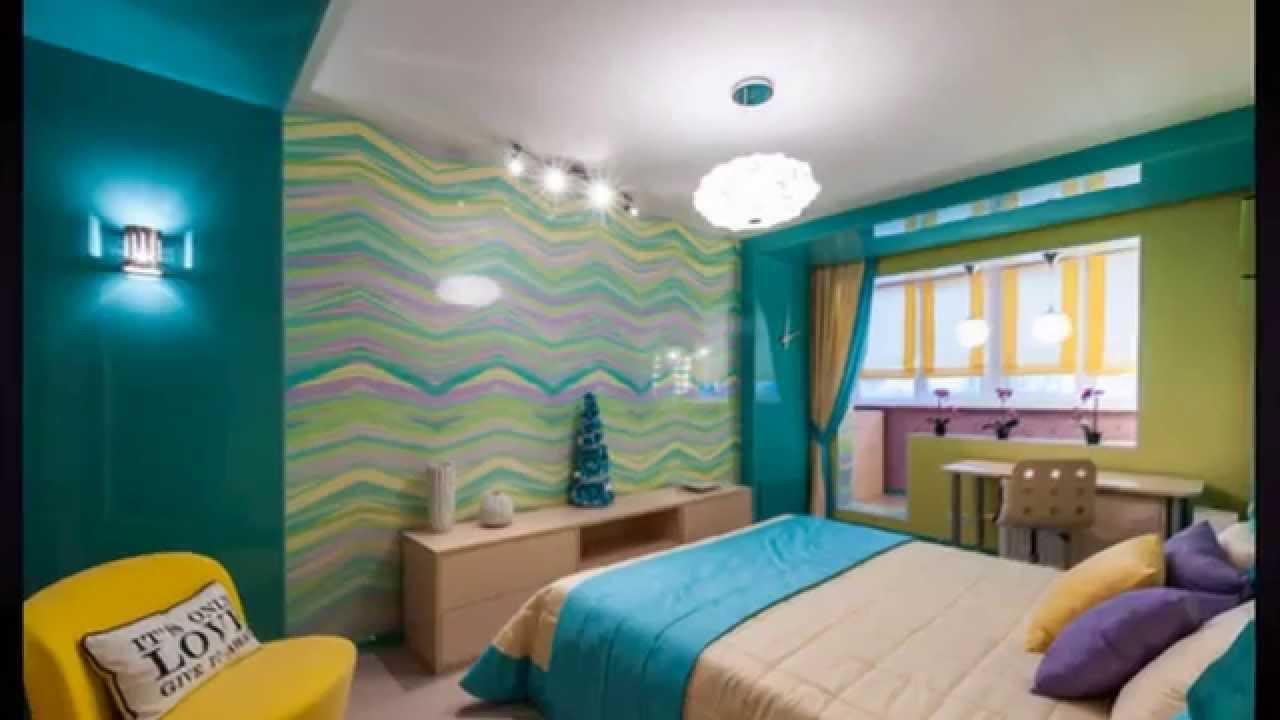 Schlafzimmer gestalten. Schlafzimmer streichen ideen. Gestalten ...