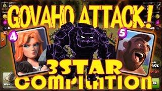 3 STAR TH9 GOVAHO WAR ATTACK STRATEGY
