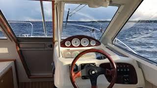 Автопилот на катере) озеро Селигер апрель 2020